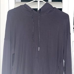 Charcoal Gray Lululemon Sweatshirt